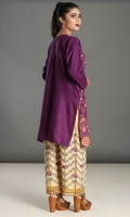 Embroidered Lawn Kurti
