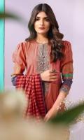 Jacquard Dupatta Jacquard Shirt 3.12 Meters Separate Embroidered Neckline Separate Embroidered Border Dyed Cambric Trouser