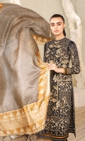Fancy Dupatta Printed Lawn Shirt 3.12 Meters Dyed Cambric Trouser