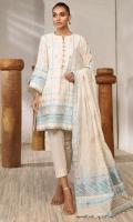 Jacquard dupatta Jacquard shirt 3.12 meters Dyed cambric trouser