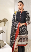 Fancy dupatta Printed doria shirt 3.12 Meter