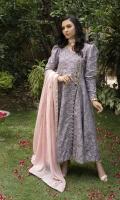 Shirt: Dyed Jacquard Dupatta: Dyed Jacquard Trouser: Dyed Cotton