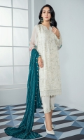 Embroidered Chiffon Front Plain Chiffon Back Embroidered Chiffon Sleeves Embroidered Front, Back & Sleeves Patch Embroidered Chiffon Dupatta Embroidered Trouser Patch Grip Trouser