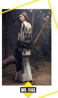 *Shirt : Premium Lawn Embroidered Front.  *Dupatta : Embroidered Chifon Dupatta.  *Trouser : Printed Trouser.
