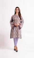 Shirt: Lawn - 2.25 Meter Shalwar: Cambric - 2.5 Meter
