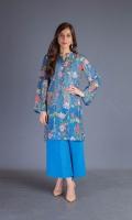 Shirt: Lawn Shalwar: Cambric