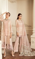 Embroidered Front  Embroidered Sleeves Plain Back Embroidered Sleeves Patch Embroidered Front Patch Embroidered Back Patch Embroidered Net Dupatta Patch Plain Net Dupatta Trousers