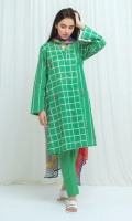 Digital Printed Lawn Shirt With Embroidery: 2.9 M Digital Printed Cotton Net Dupatta: 2.5 M Dyed Pants: 2.5 M