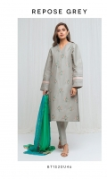 Embroidered Lawn Shirt Digital Printed Blended Chiffon Dupatta