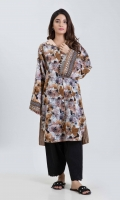PRINTED LAWN SHIRT: 3.00 M  EMBROIDERY: 2 FRONT PATTIS  BORDER: 1.5 M