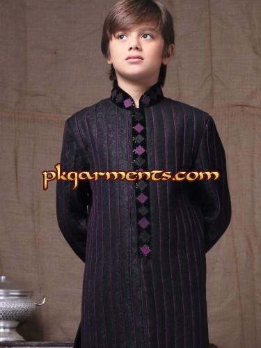 boys-sherwani « Pakistani Boys Wear and Clothes Collection ...