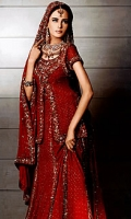bridal-red-lehenga