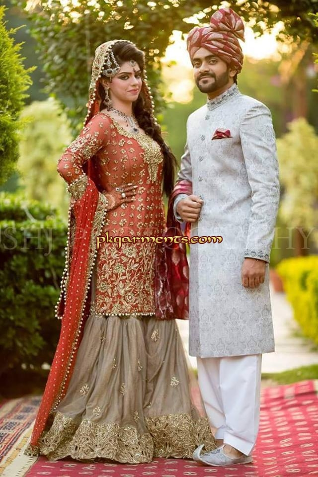 Pictures of pakistani brides and grooms