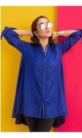 Ready to wear slub khadder fabric shirt