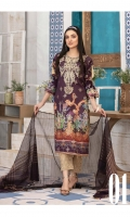 Digital Printed and Embroidered Jacquard Woven Shirt Hand Woven Fancy Dupatta Printed and Embroidered Trouser