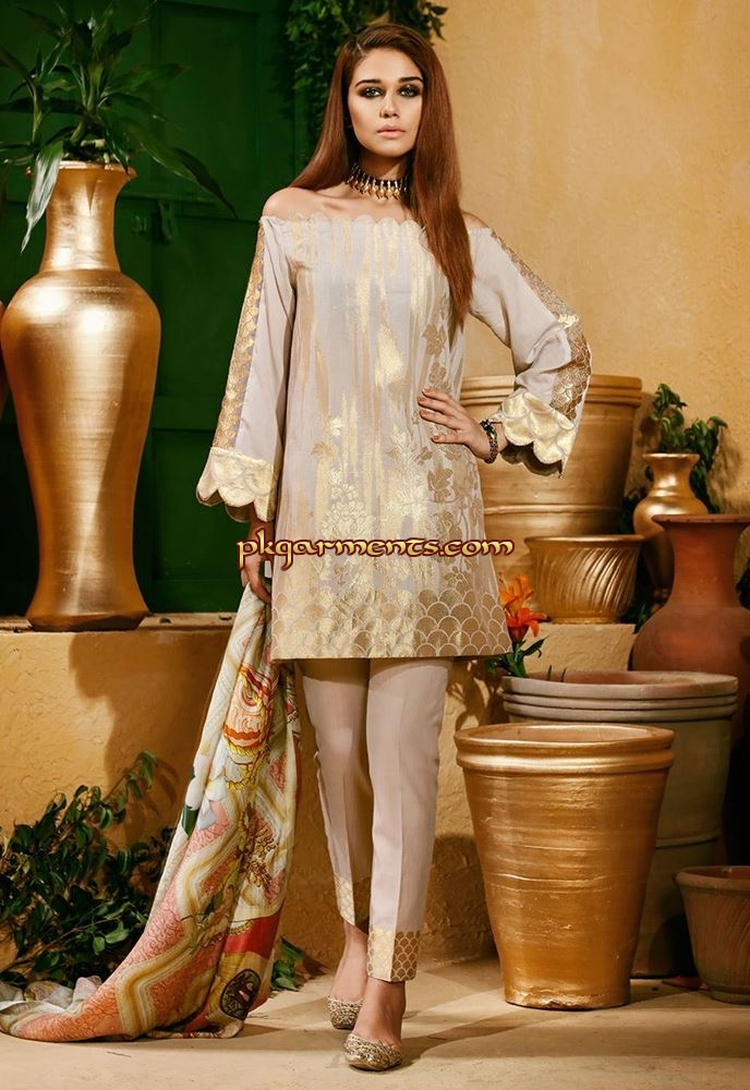 7560b33acd Cross Stitch Jacquard Eid Collection 2017 | Pakistani Clothes ...
