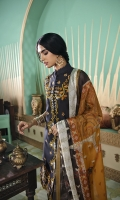 SHIRT (2.5M)  DYED EMBROIDERED FRONT AND SLEEVES  DIGITAL PRINTED BACK  TROUSER (2.5M)  DYED CAMBRIC TROUSER  DUPATTA (2.5M)  DIGITAL PRINTED VISCOSE SILK DUPATTA