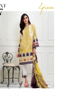 100% COTTON FLATBED PRINTED SHIRT  DIGITAL PRINTED BAMBERG CHIFFON DUPATTA