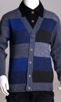 Full Sleeves Woolen Cardigan