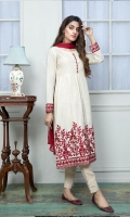 Embroidered Jacquard Stitched 2 Piece Suit
