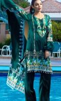 3pc lawn suit
