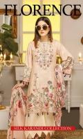 Silk Karandi Embroidered Shirt Printed Wool Shawl Dyed Trouser