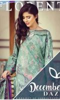 Three Piece Silk Karandi Suit With Woven Wool Shawl