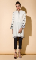 Embroidered Kurta Full Sleeves