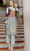Embroidered Khaddar Unstitched 2 Piece Suit