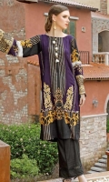 Embroidered Linen Unstitched Kurti