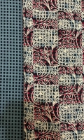 Printed Unstitched 2 Piece Suit