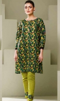Printed Lawn Shirt : 2.5 Meters Printed Trouser : 2.5 Meters