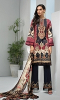 Digital Printed Shirt Embroidered Neck Patch Embroidered Trouser Patch Digital Printed Chiffon Dupatta Dyed Organza Patch Dyed Trouser