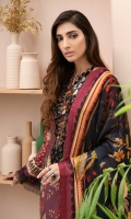 Digital Printed Shirt Digital Printed Tissue Silk Dupatta Embroidered Neck Patch Embroidered Trouser Patch Embroidered Daman Patch Dyed Trouser Dyed Organza