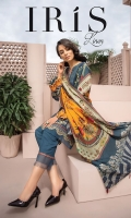 Digital Printed Viscose Net Dupatta Digital Printed Embroidered Shirt Embroidered Daman Patch Dyed Organza