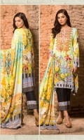 Digital Print & Embroidered Dhanak Shirt With Digital Printed Dhanak Wool With Plain Dhanak Trouser