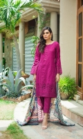 Shirt Shiffli 3 Mtr Embroidered Digital Shiffli Dupatta 2.5 Mtr Trouser 2.5 Mtr