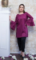 Fabric: Lawn  2 piece Shalwar and Kameez  Color : Burgundy