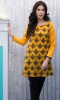 Fabric: Lawn  Color: yellow  Embriodered Front