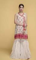 Printed Wider Width Lawn Shirt(2.50m) Dyed Cambric Shalwar(2.50m)