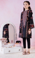 Printed & Embellished Kurta