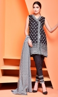 Printed Cotton Lawn Shirt(2.75M),Printed Cotton Lawn Duppatta(2.5M),Dyed Cambric Shalwar(2.5M)