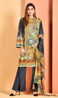 Digital Printed ww value lawn shirt(2.5M) Digital Printed value lawn dupatta(2.5M) ,Dyed cambric shalwar(2.5M)
