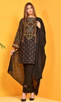 Printed Wider Width cotton lawn shirt
