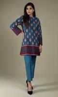 Printed Khaddar Slub Shirt(2.75m)
