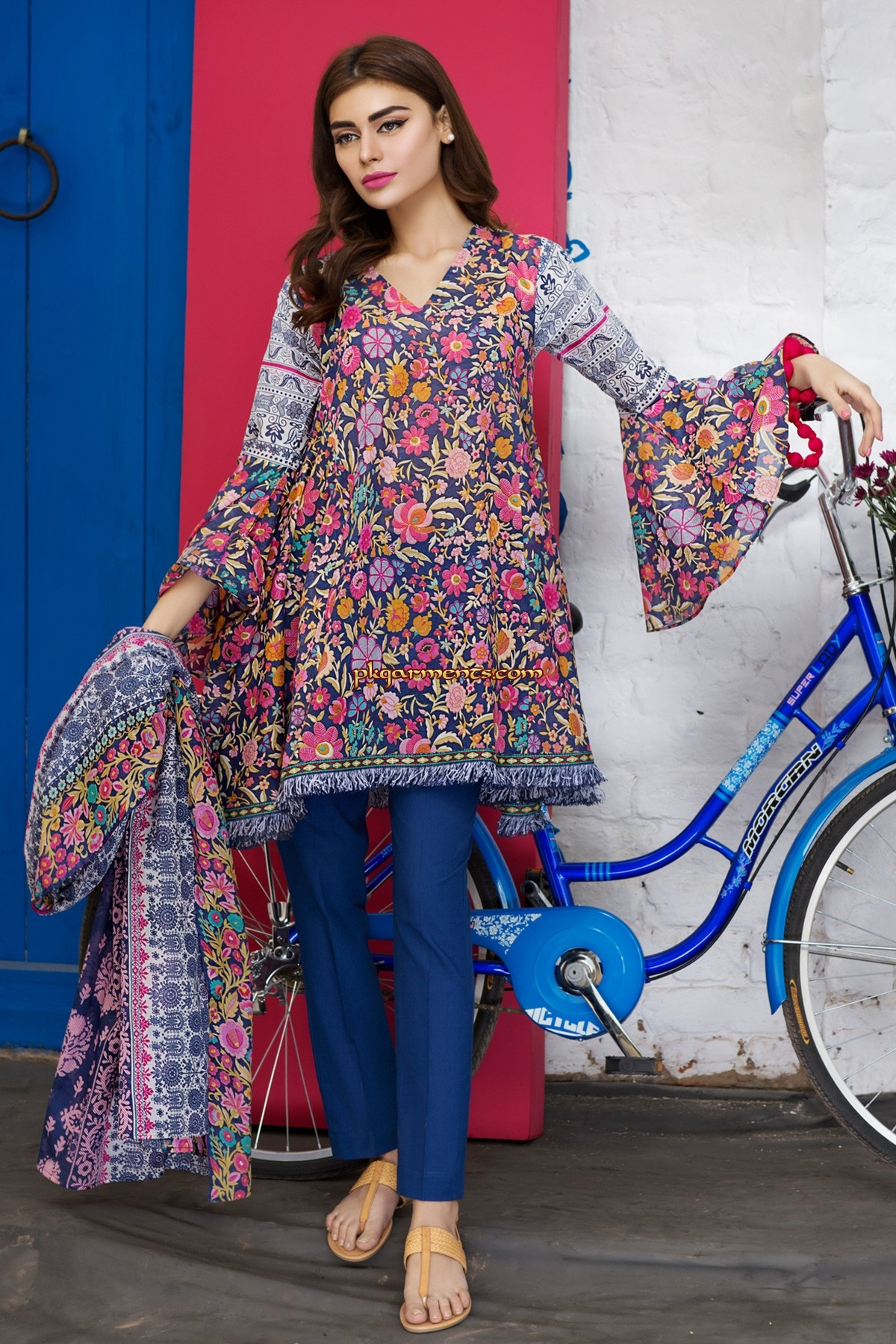 khaadi spring lawn volume i 2017 pakistani clothes