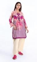 Lawn Printed Shirt 3.0M Shalwar 2.5M