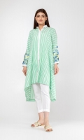 High-Low Flare Kurta