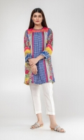 Embellished Satin Kurta