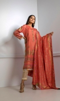 Embroidered Kurta Dupatta